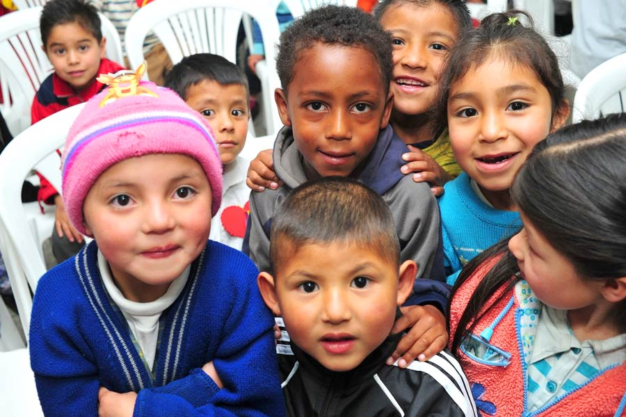 Child Sponsorship Program in Colombia